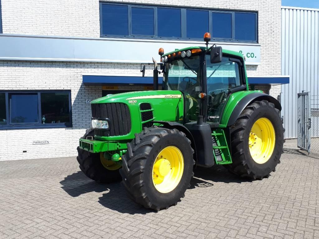 John Deere 6630 AQ, Tractoren, Landbouw