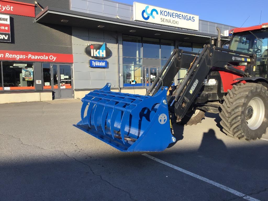 AP PG 2400, Muut kuormaus- ja kaivuulaitteet sekä lisävarusteet, Maatalous