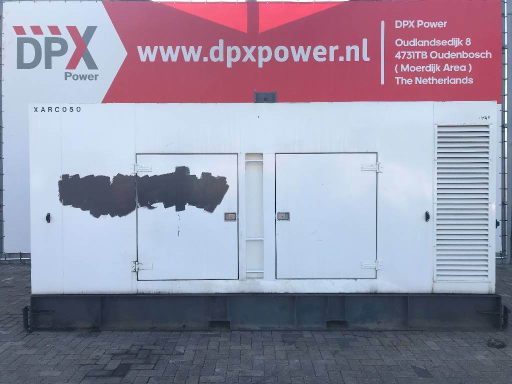 Scania Canopy Only for 550 kVA Genset - DPX-11404-A, Diesel generatoren, Bouw