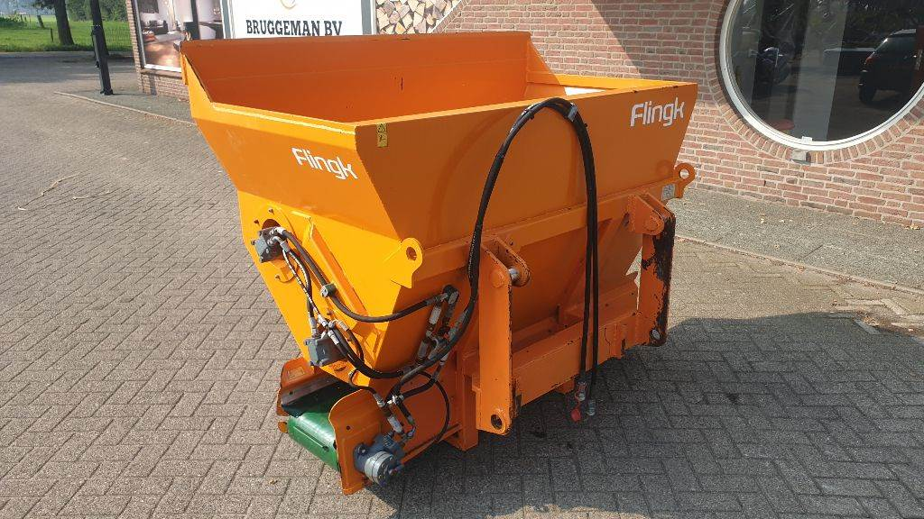 Other Flingk KSS 1500, Silo Unloading Equipment, Agriculture
