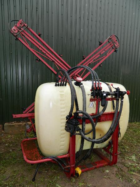 Hardi 900, Piekabināmie smidzinātāji(miglotāji), Lauksaimniecība