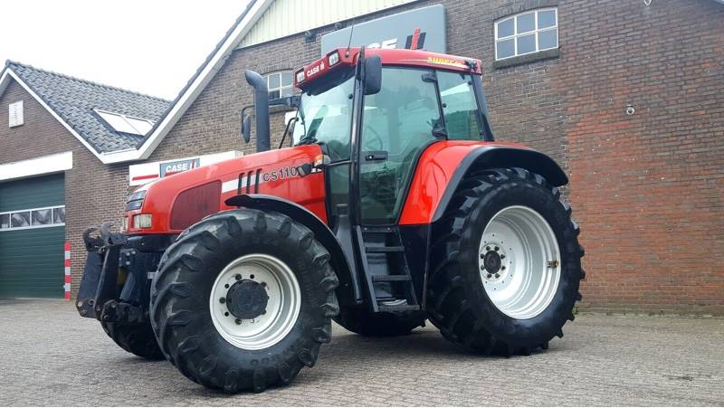 Case IH CS 110, Tractoren, Landbouw