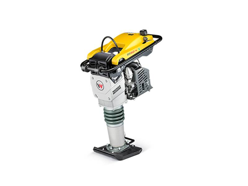 Wacker Neuson BS50-4AS, Vibratory Rammers, Products