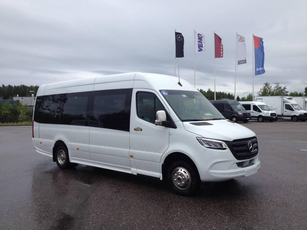 Mercedes-Benz Sprinter 516 CDI, Minibussit, Käytetyt Bussit
