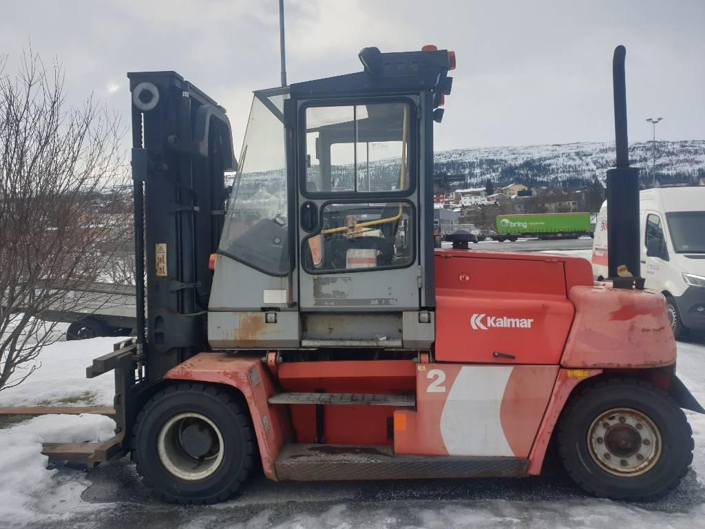 Kalmar DCE80-9, Diesel trucks, Material Handling