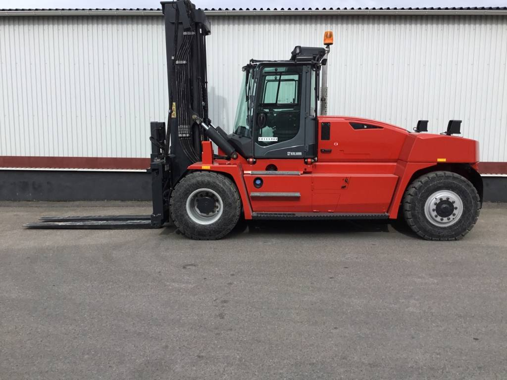 Kalmar DCG160-12, Diesel trucks, Material Handling