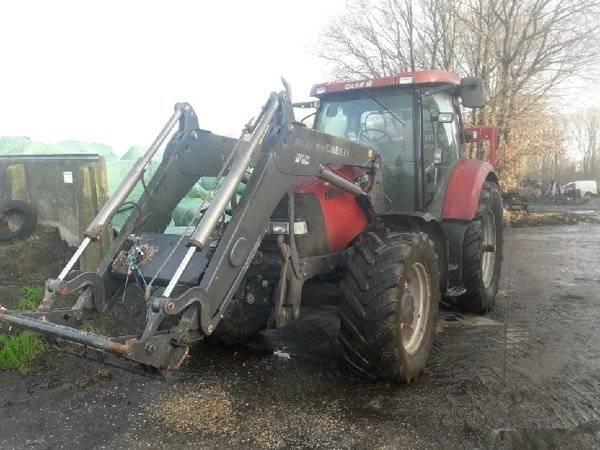 Case IH Maxxum 115 Multicontroller, Tractoren, Landbouw