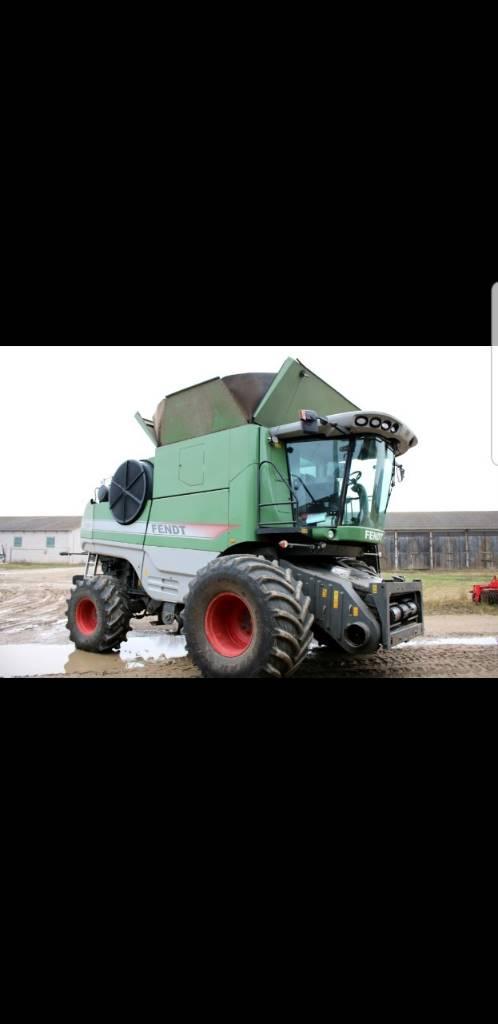 Fendt 9350 R, Kombainid, Põllumajandus