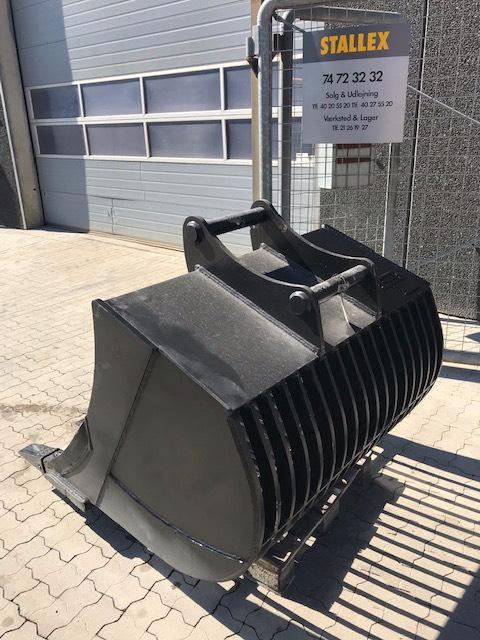 [Other] RISTESKOVL/SKELLET BUCKET/SIEBLÖFFEL 744 kg, Skovle, Entreprenør