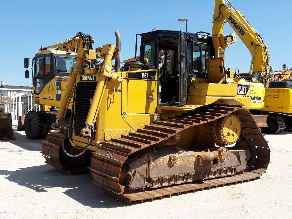 Caterpillar D 6 T LGP, Crawler dozers, Construction Equipment