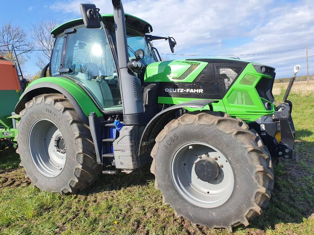 Deutz-Fahr Agrotron 6165, Traktorid, Põllumajandus