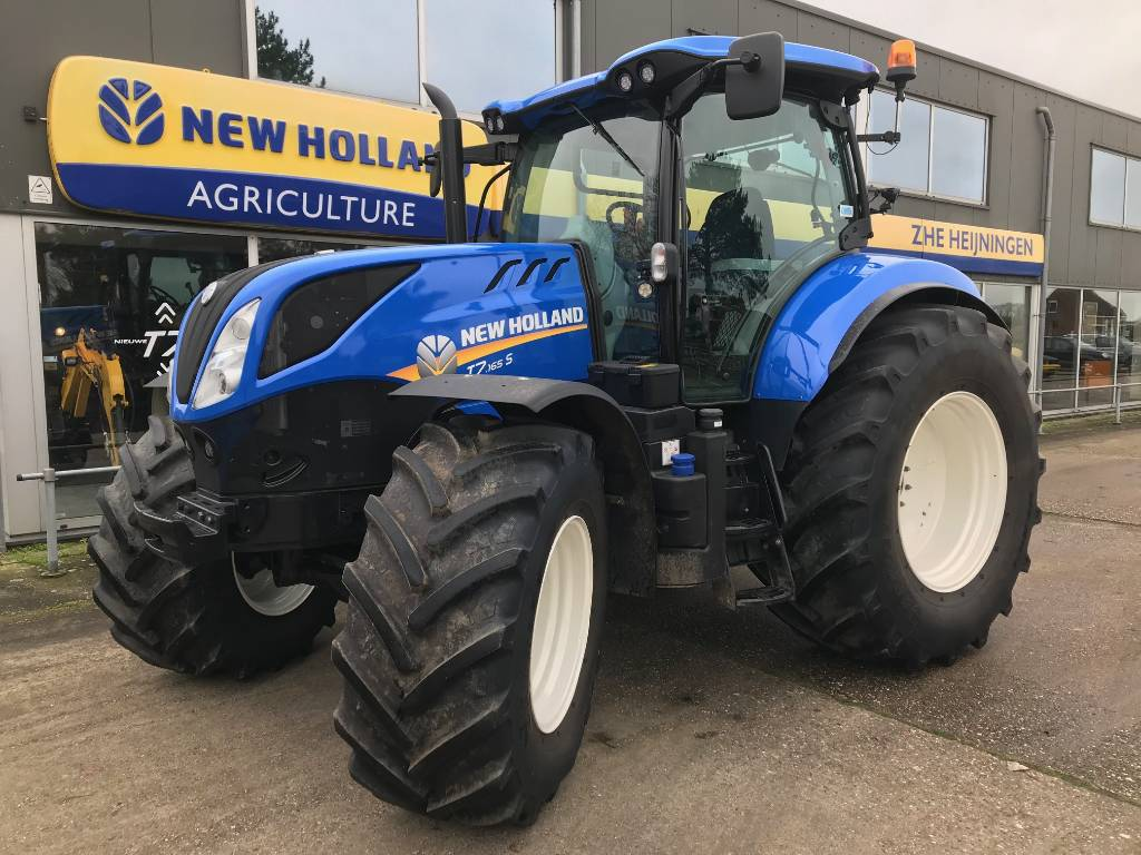 New Holland T7.165 S, Tractoren, All Used Machines