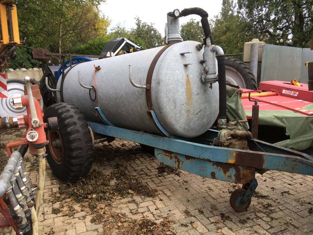 Other Frival 3000, Other Trailers, Agriculture