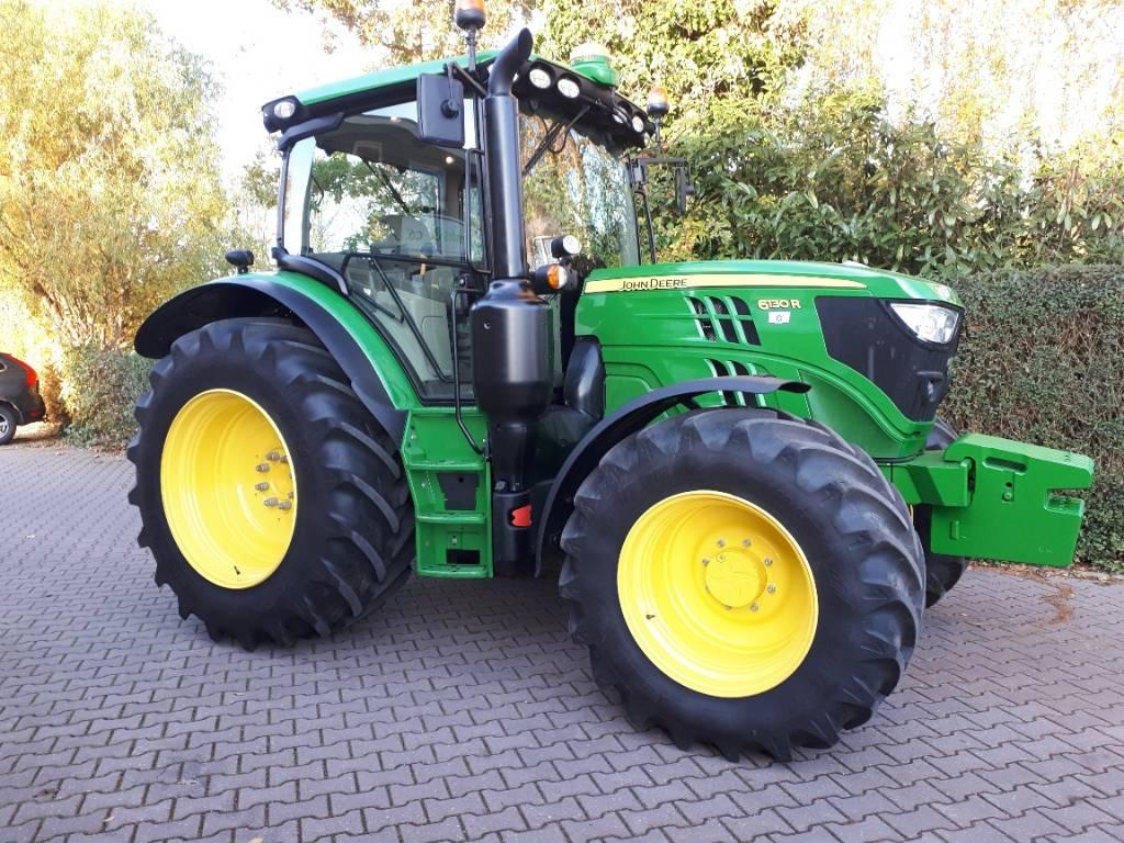 John Deere 6130 R, Tractoren, Landbouw