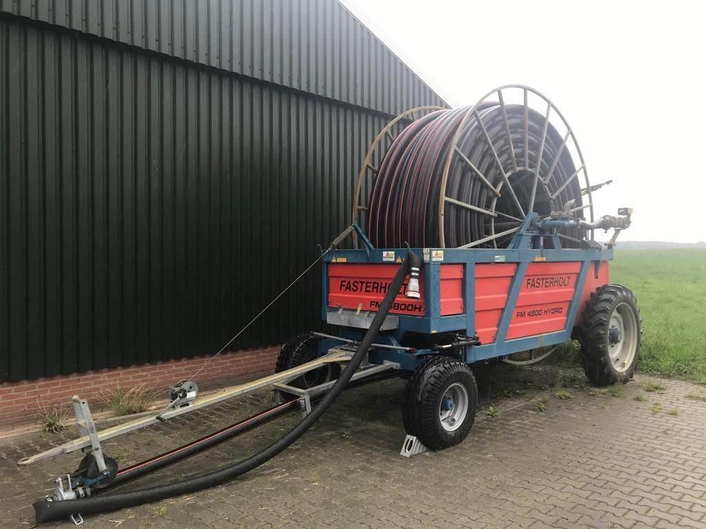 Fasterholt FM 4800, Irrigation systems, Agriculture