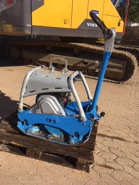 Weber CR 5 E, Plate Compactors, Construction Equipment