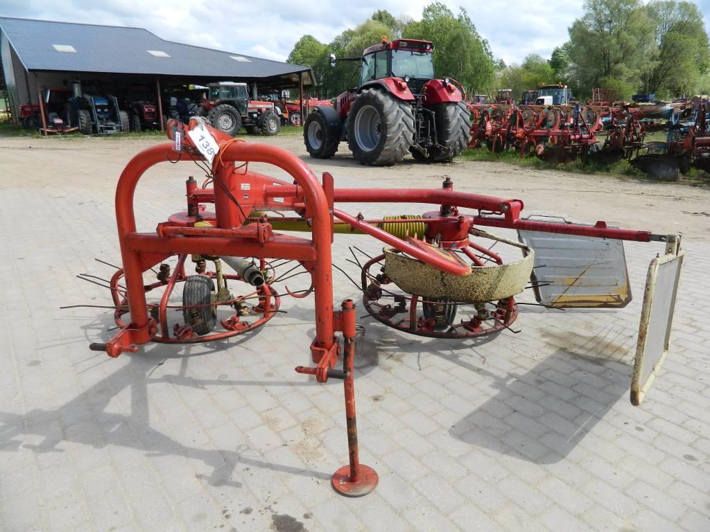 PZ HS-3, Grābekļi, Lauksaimniecība