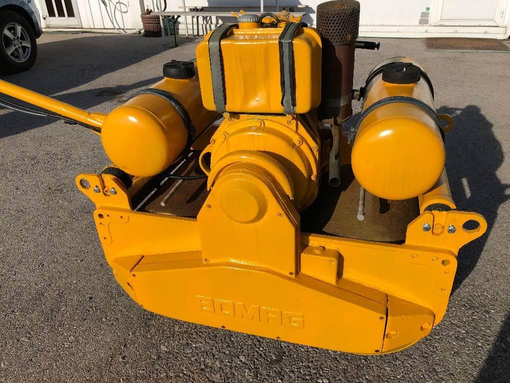 Bomag BW 75 S, Tandemwalzen, Baumaschinen