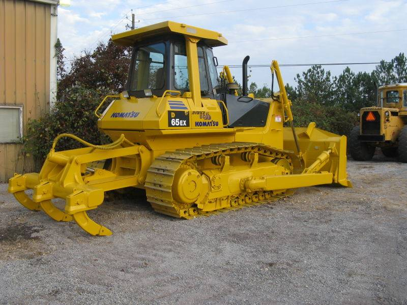 Komatsu D 65 EX-12, Dozers, Construction Equipment