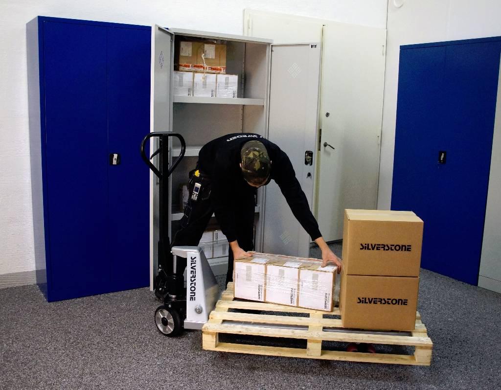 [Other] Pallyftare Silverstone Heavy Duty, 2500 Kg, Pallvagn, Materialhantering