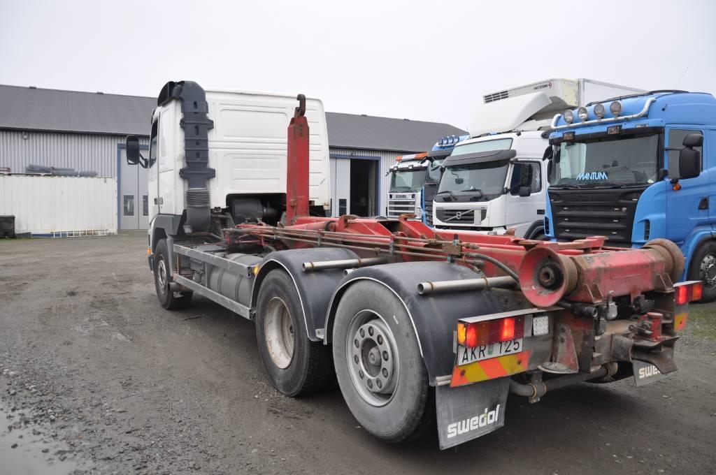 Volvo FH12, Lastväxlare/Krokbilar, Transportfordon