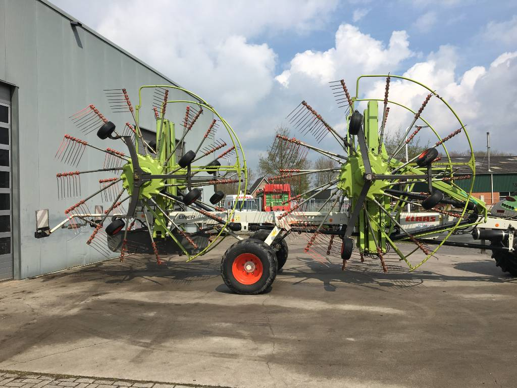 CLAAS Liner 4000, Swathers \ Windrowers, Agriculture