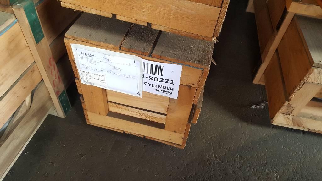 Hyundai Boom Cylinder LH - Robex 450 LC-7, 31NB-50221, Hydraulics, Construction