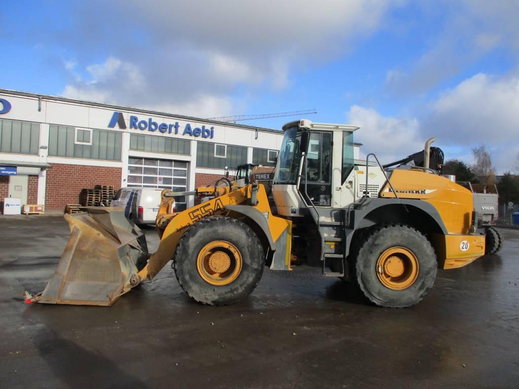 Liebherr L 554 2Plus2, Wheel Loaders, Construction Equipment