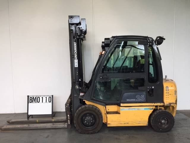 Atlet Balance DX-25 diesel (BM0110), Diesel gaffeltrucks, Trucks
