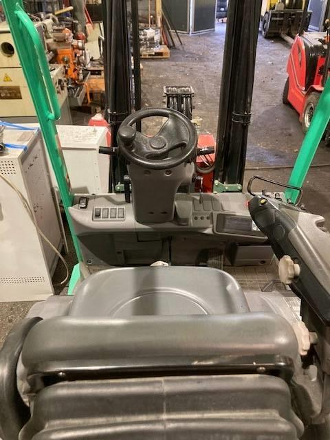 Mitsubishi FB16CPNT, Electric Forklifts, Material Handling