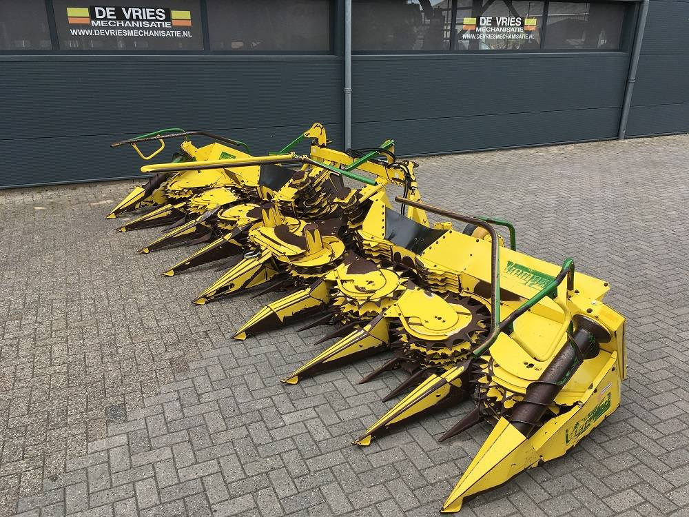 Kemper 360, Forage harvester headers, Agriculture