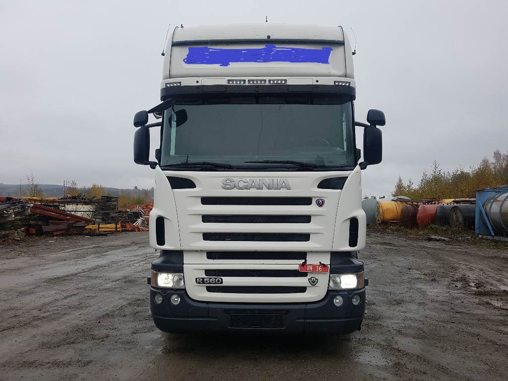 Scania R560 for parts, Chassis, Transport