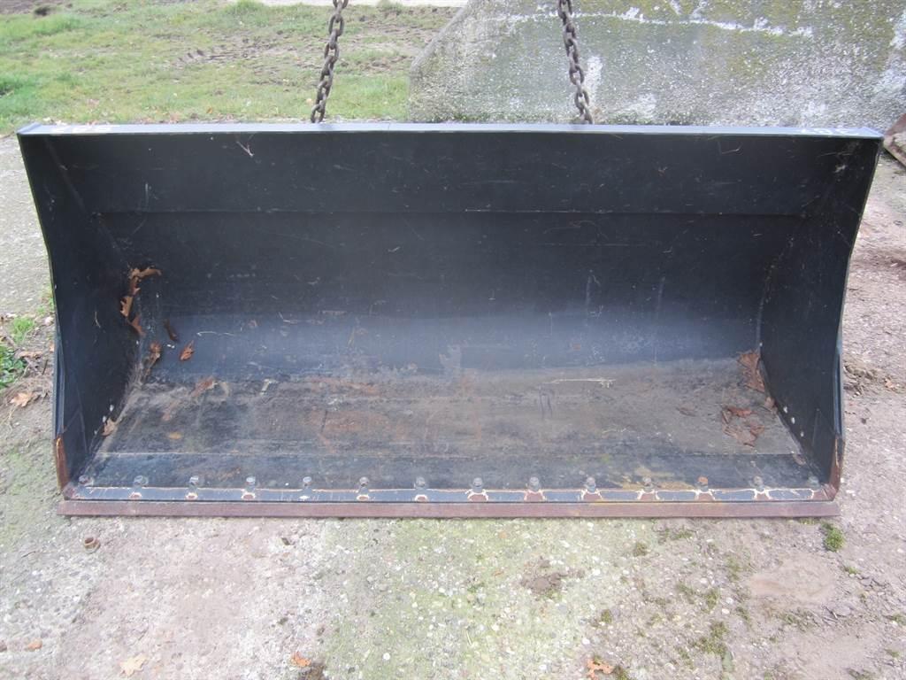 Terex 1,85 mtr - Bucket/Schaufel/Dichte bak