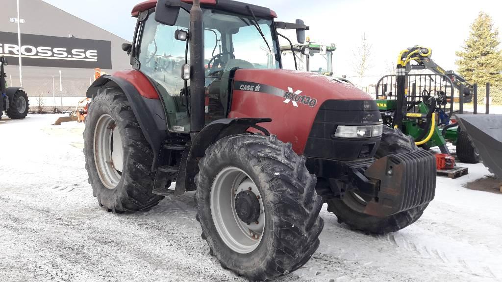 Case IH 130 X, Traktorer, Lantbruk