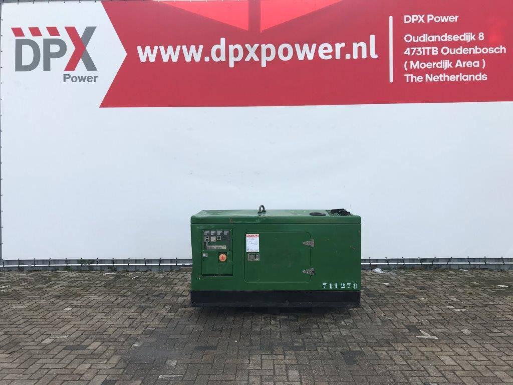 Himoinsa HYW35 - Yanmar - 35 kVA Generator - DPX-11951, Diesel generatoren, Bouw