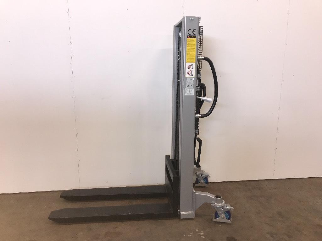 Silverstone ES 1025, Käsikäyttöiset pinoamisvaunut, Materiaalinkäsittely