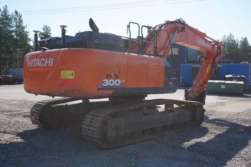 Hitachi ZX300LC-6, Crawler Excavators, Construction Equipment