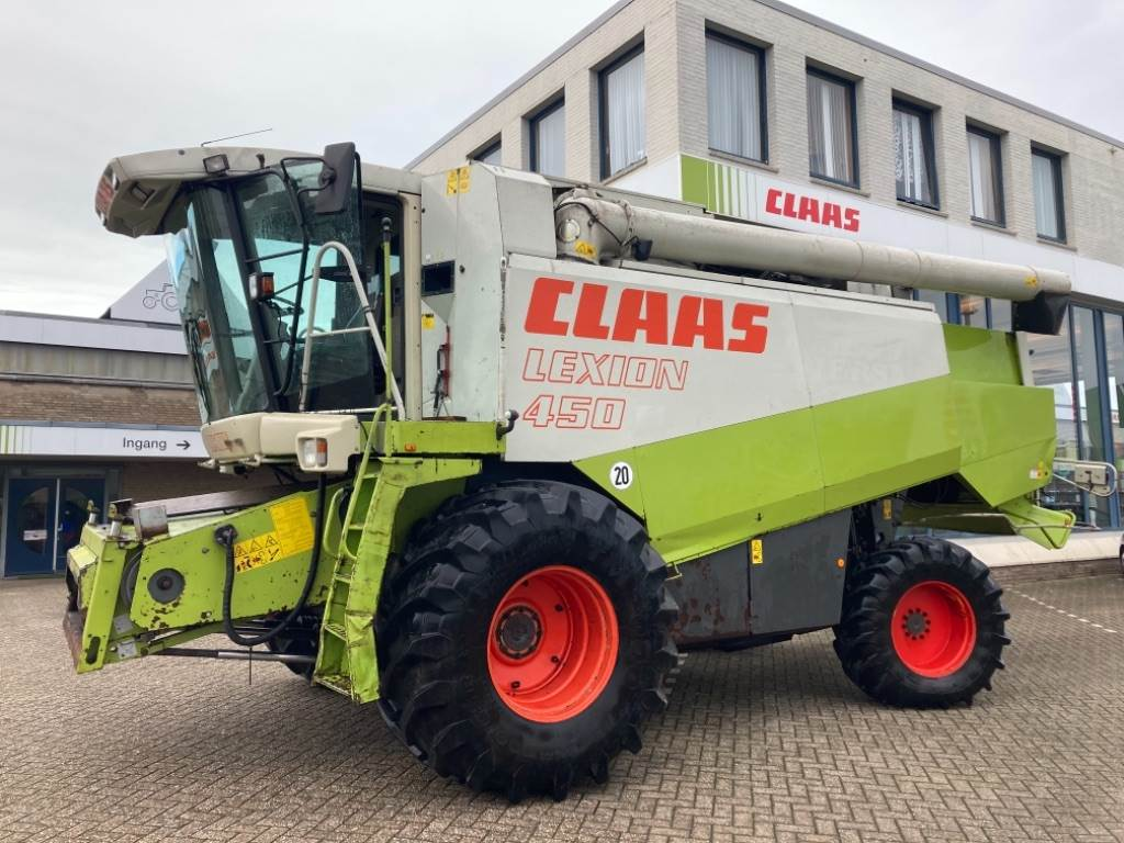 CLAAS Lexion 450, Combines, Agriculture