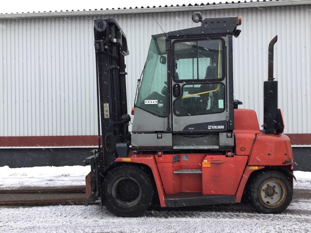Kalmar DCE 50-6/INKOMMANDE, Dieselmotviktstruckar, Materialhantering