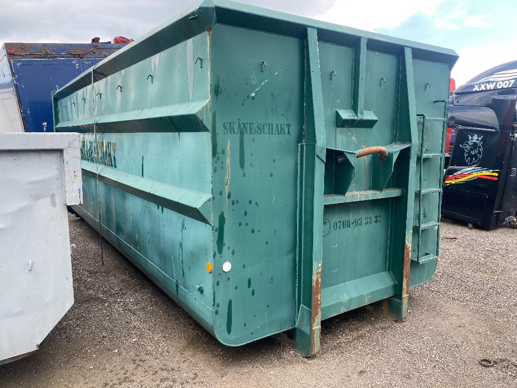 CMT 30m3 Lastväxlarflak, Växelflak-/Containerbilar, Transportfordon