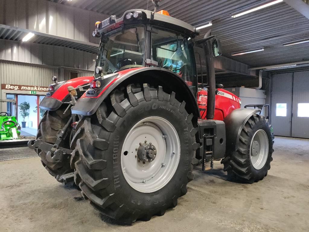 Massey Ferguson 8660, Traktorer, Lantbruk