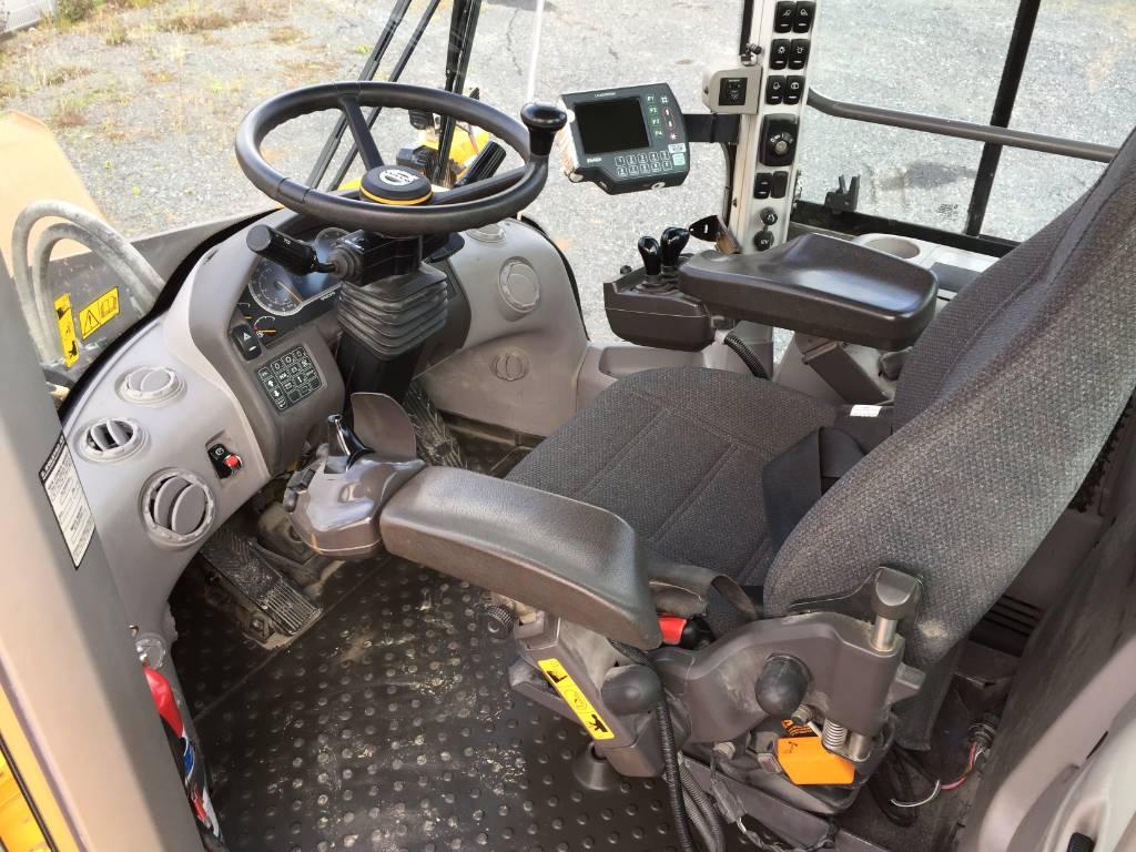 Volvo L220H/ L220, Hjullastare, Entreprenad