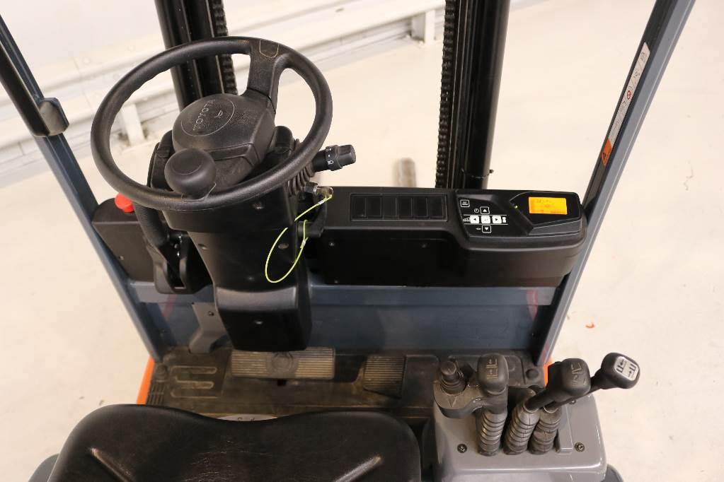 Toyota 7 FB EST 10, Sähkötrukit, Materiaalinkäsittely