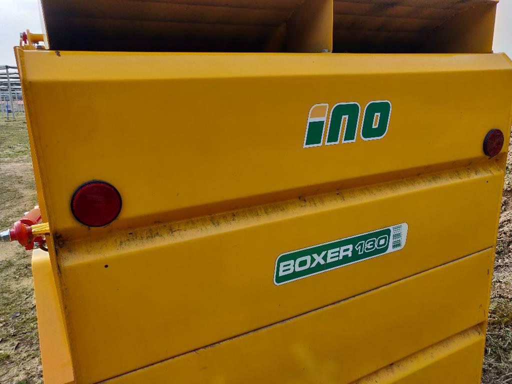 INO Boxer130 kogurniiduk, Niidukid, Põllumajandus