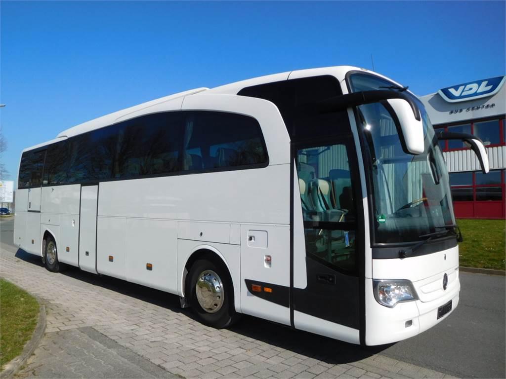 Mercedes-Benz O 580 Travego 15 RHD, Coaches, Vehicles
