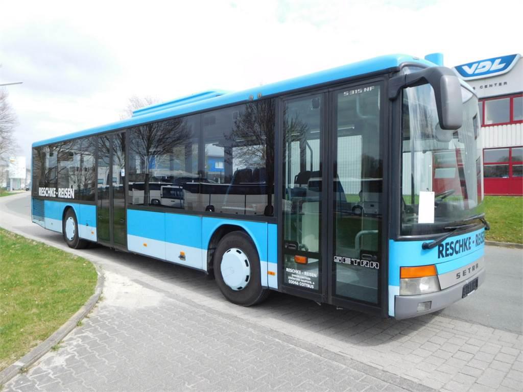 Setra S 315 NF, Городские автобусы, Коммерческий транспорт