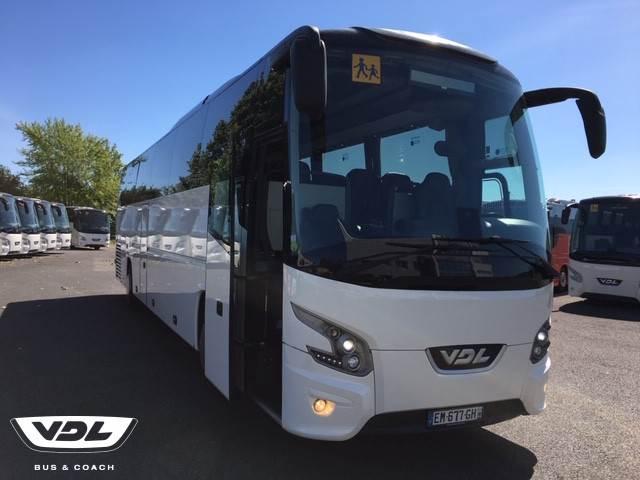 VDL Futura FHD2-129/440, Kirándulóbuszok, Járművek