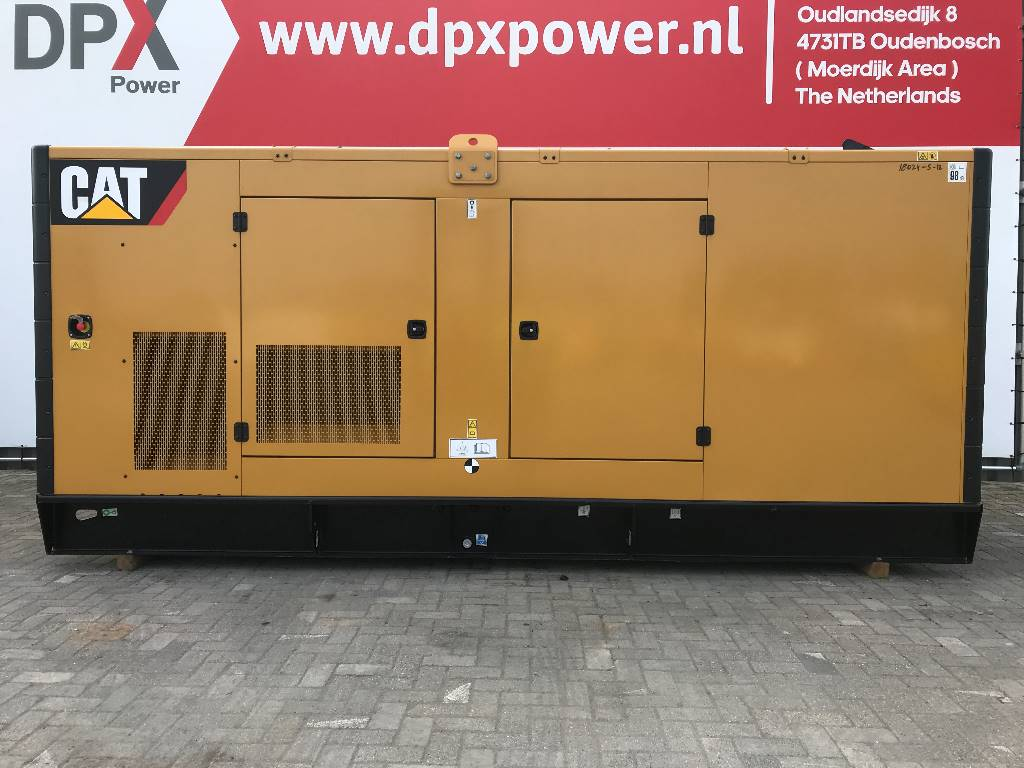 Caterpillar DE450E3 - Stage IIIA - Generator - DPX-18024, Diesel generatoren, Bouw