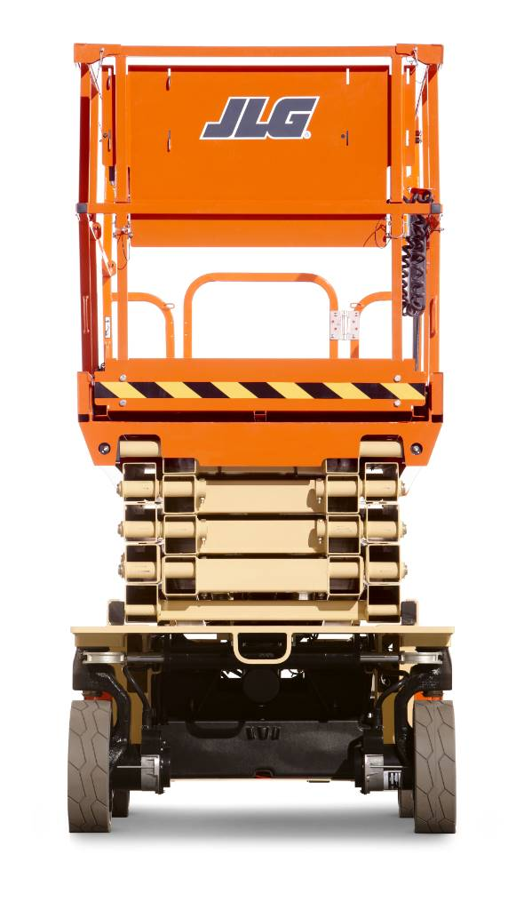 JLG 2646ES, Scissor lifts, Construction
