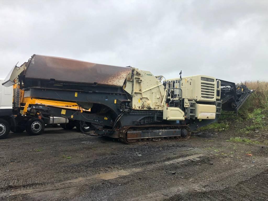Metso LT 1213, Crushers, Construction Equipment